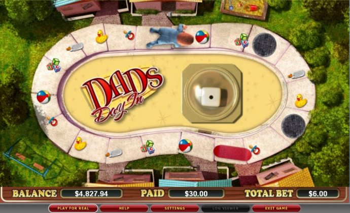 No Deposit Casino Guide image of Dad's Day In