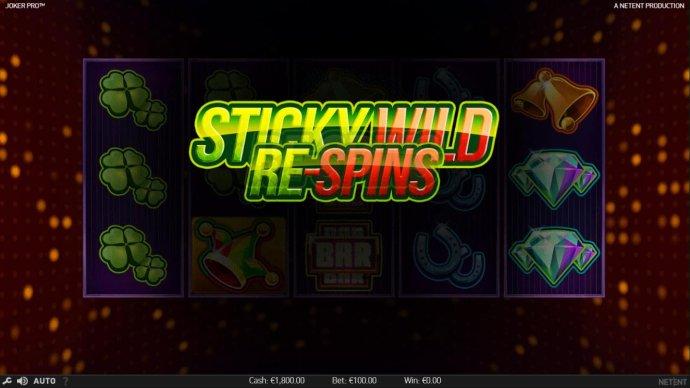 No Deposit Casino Guide image of Joker Pro