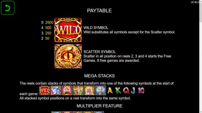 Wild and Scatter Symbol Rules - No Deposit Casino Guide