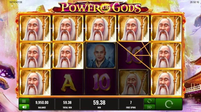 Free Spins Game Board by No Deposit Casino Guide