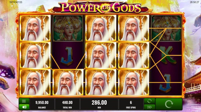 Power of Gods by No Deposit Casino Guide