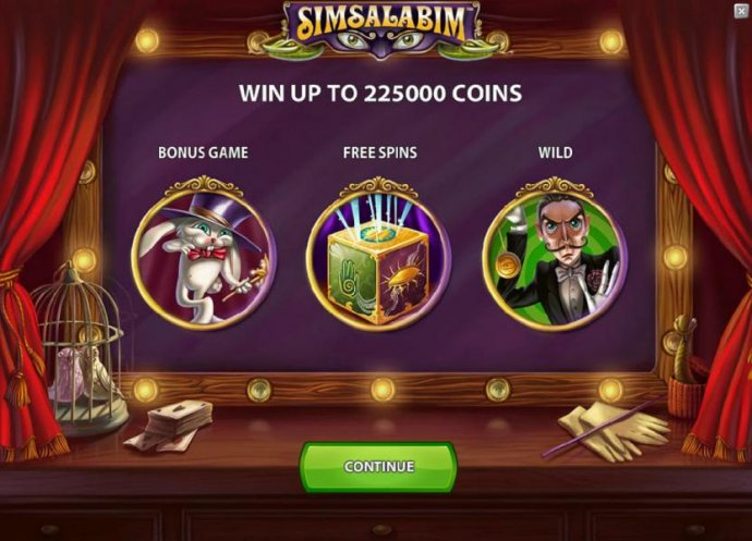 No Deposit Casino Guide image of Simsalabim