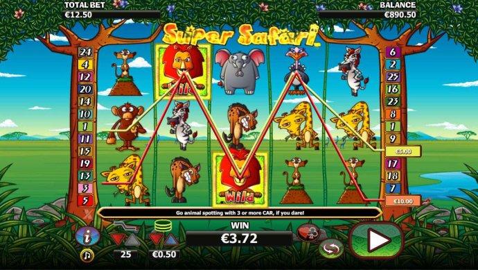 Super Safari by No Deposit Casino Guide