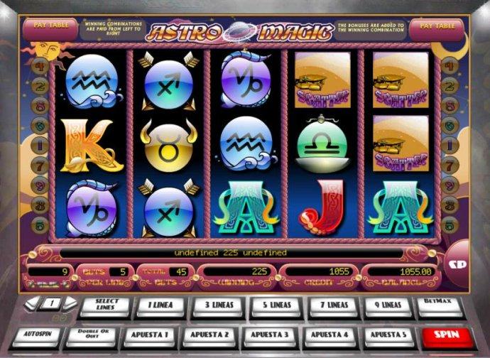 No Deposit Casino Guide image of Astro Magic