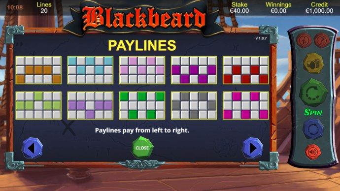 Blackbeard screenshot