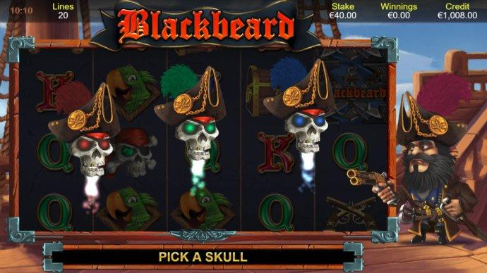 Images of Blackbeard