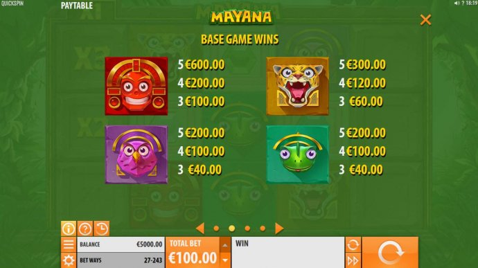 No Deposit Casino Guide image of Mayana