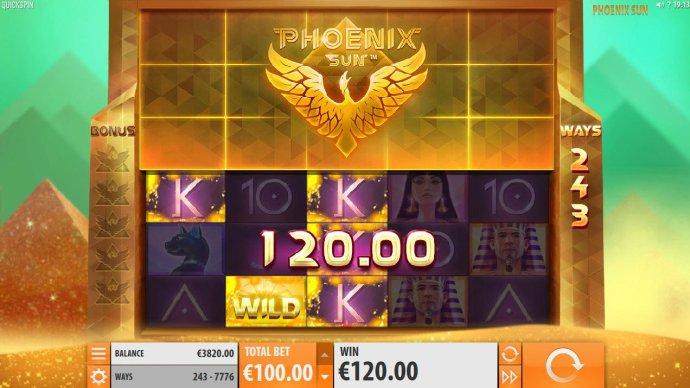 Phoenix Sun by No Deposit Casino Guide
