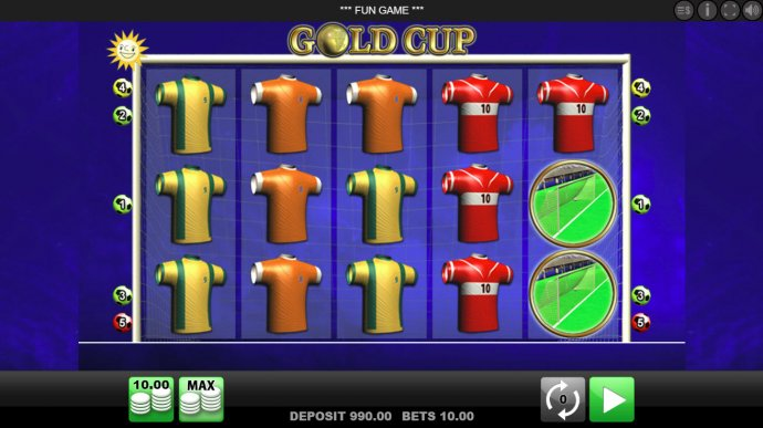 Images of Gold Cup