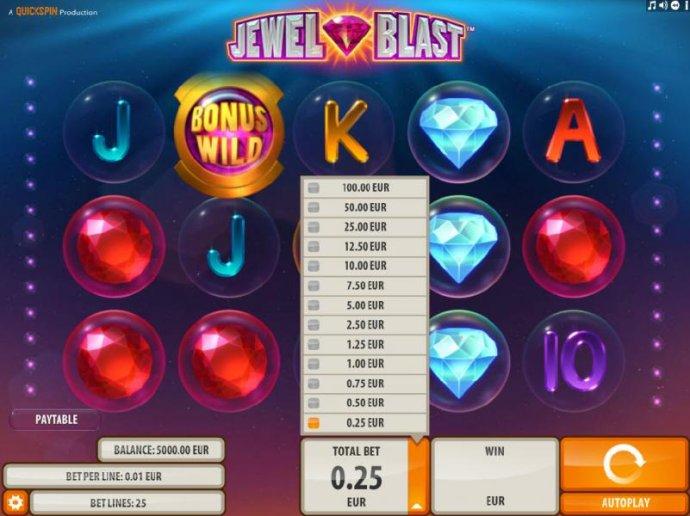 Jewel Blast by No Deposit Casino Guide