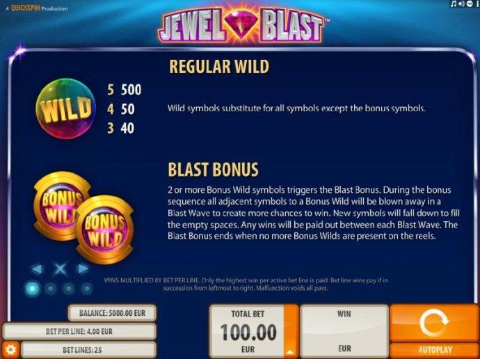 Jewel Blast screenshot