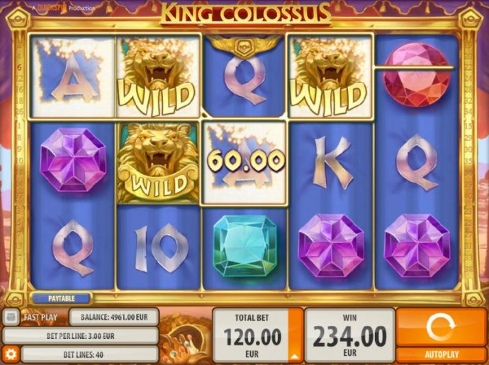 No Deposit Casino Guide - Another big win triggered by multiple winning paylines.