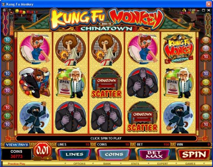 Images of Kung Fu Monkey