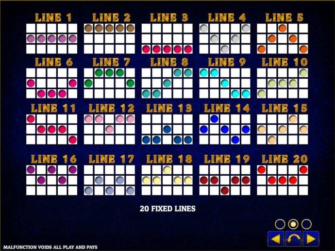 Magic Seven Deluxe by No Deposit Casino Guide