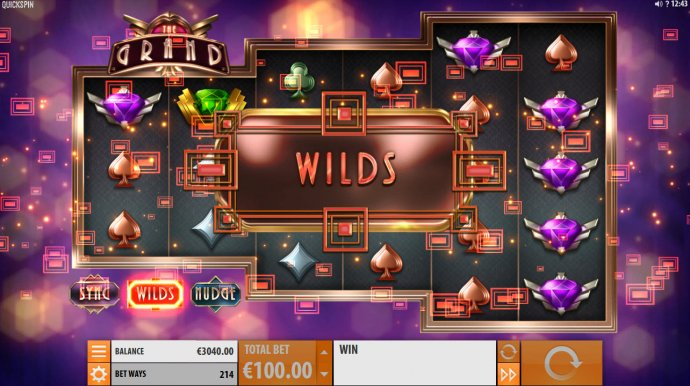 No Deposit Casino Guide image of The Grand