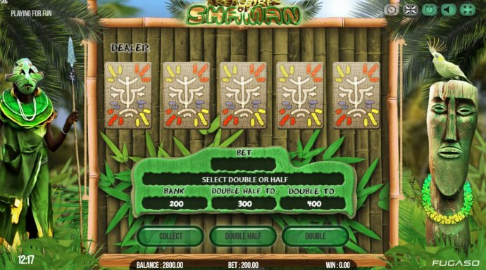 Treasure of Shaman screenshot