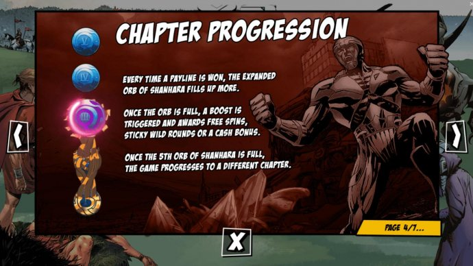 Chapter Progression Rules - No Deposit Casino Guide