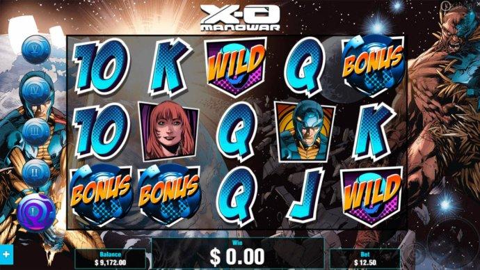X-O Manowar screenshot
