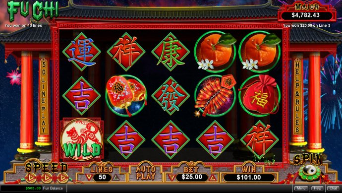 Fu Chi by No Deposit Casino Guide