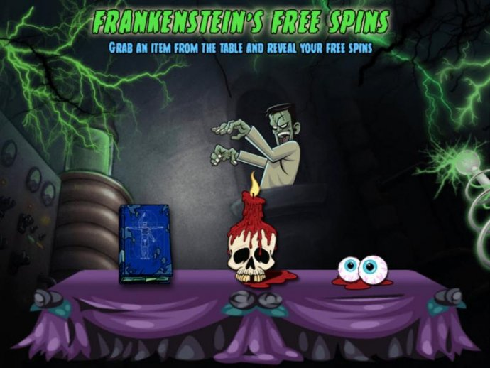 No Deposit Casino Guide image of House Of Frankenstein