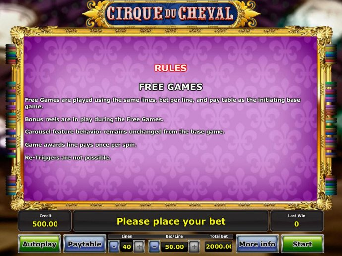 Images of Cirque du Cheval