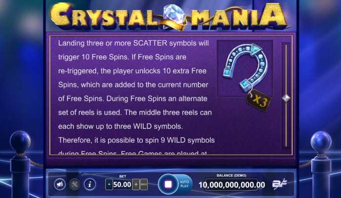 Images of Crystal Mania