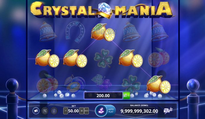 Crystal Mania screenshot