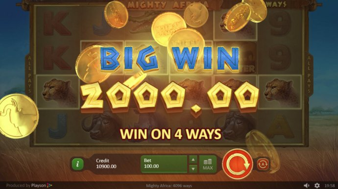 Mighty Africa by No Deposit Casino Guide