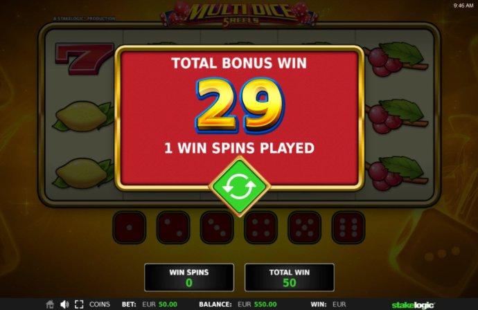 No Deposit Casino Guide - Total Bonus Payout