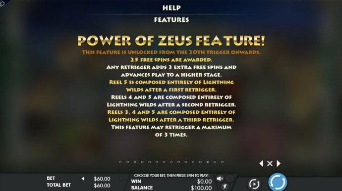 Olympus by No Deposit Casino Guide