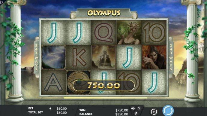 Olympus screenshot