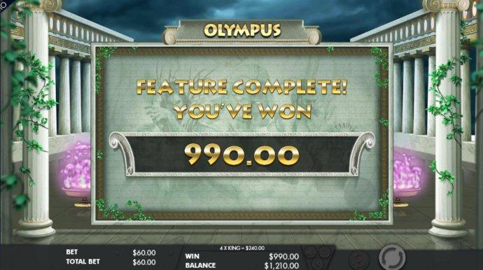 No Deposit Casino Guide image of Olympus