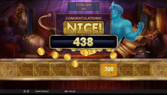Aladdin's Treasure by No Deposit Casino Guide