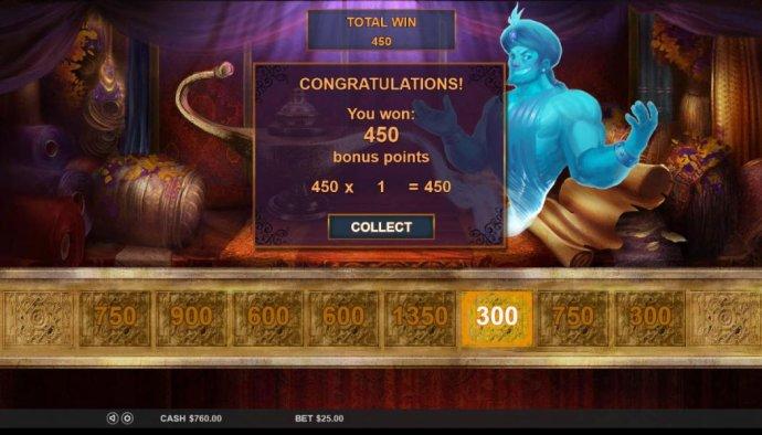 Aladdin's Treasure screenshot