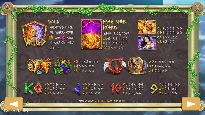 God of Twilight screenshot