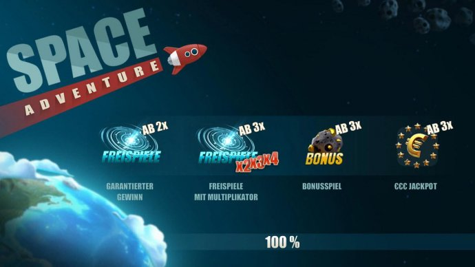 Space Adventure by No Deposit Casino Guide
