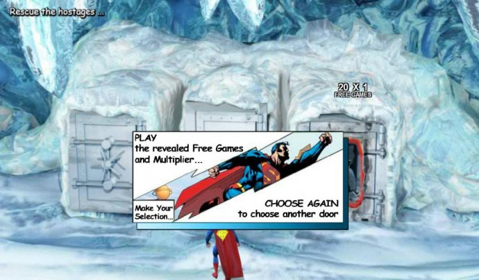 No Deposit Casino Guide image of Superman Jackpots