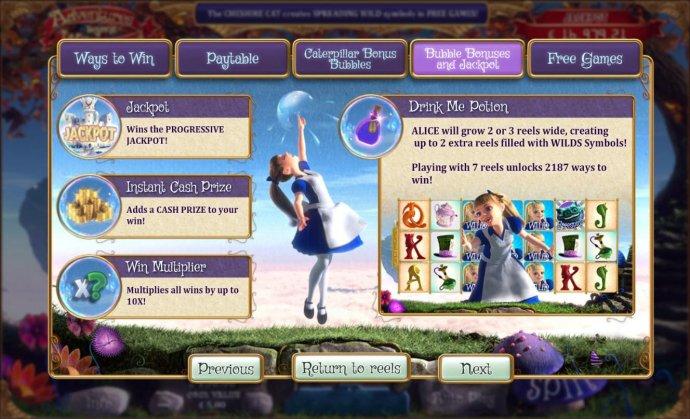 No Deposit Casino Guide - Bubble Bonuses and Jackpot