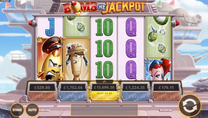 Images of Bomb the Jackpot