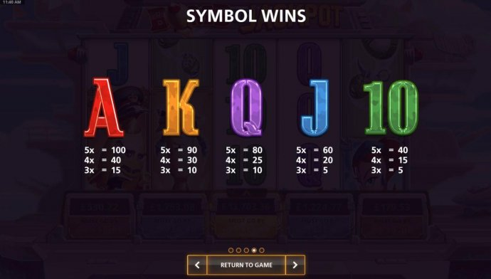 No Deposit Casino Guide image of Bomb the Jackpot