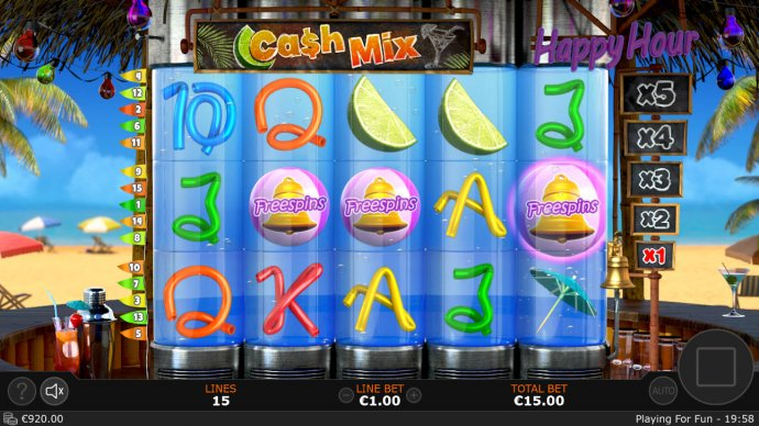 Cash Mix by No Deposit Casino Guide