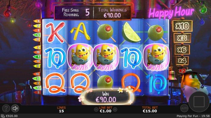 Cash Mix screenshot