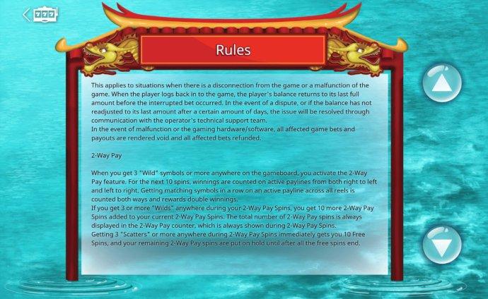 Legend of Qu Yuan screenshot