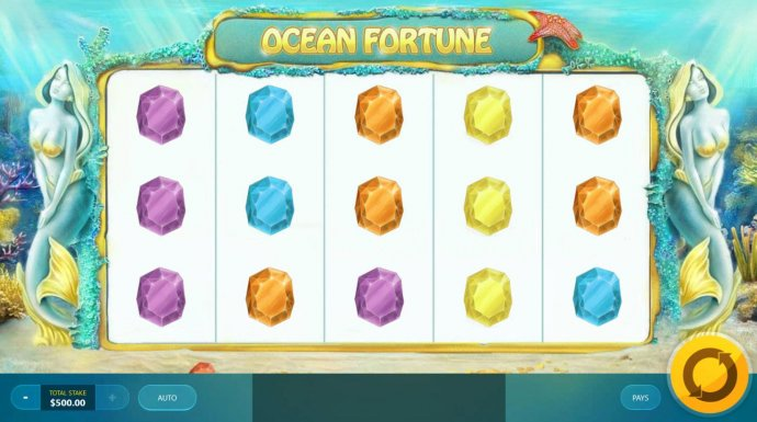 Ocean Fortune by No Deposit Casino Guide