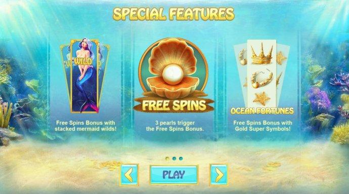 Ocean Fortune screenshot