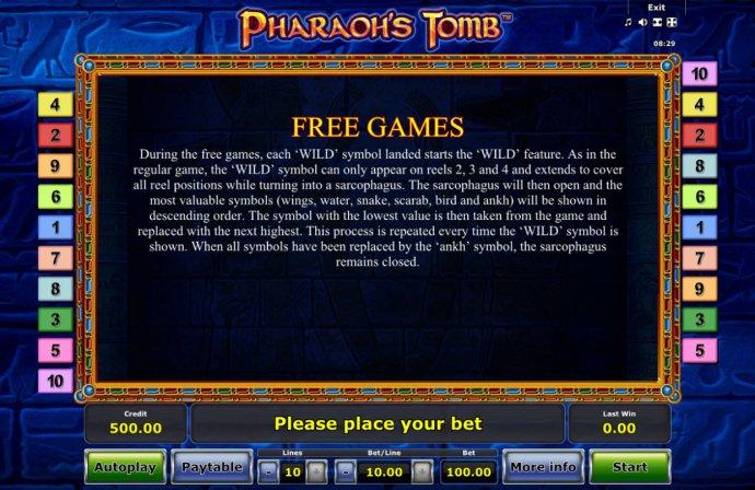 No Deposit Casino Guide - Free Game Rules