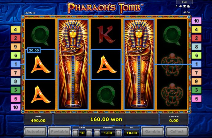 Stacked wilds triggers a big win by No Deposit Casino Guide