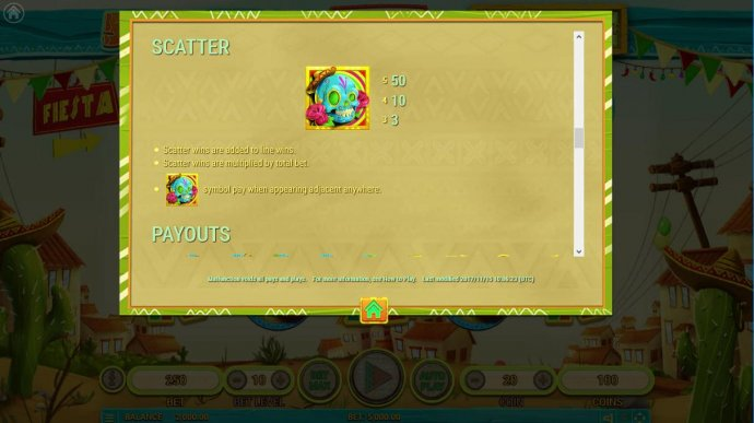 5 Mariachis screenshot