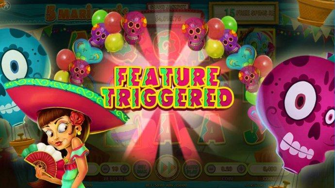 No Deposit Casino Guide image of 5 Mariachis