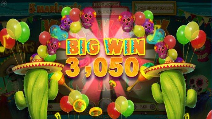 A 3050 coin big win - No Deposit Casino Guide